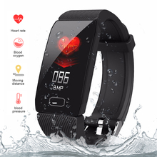 Q1 Smart band Heart Rate Blood Pressure health bracelet Fitness Tracker Bracelet Bluetooth Sport Watches fitness