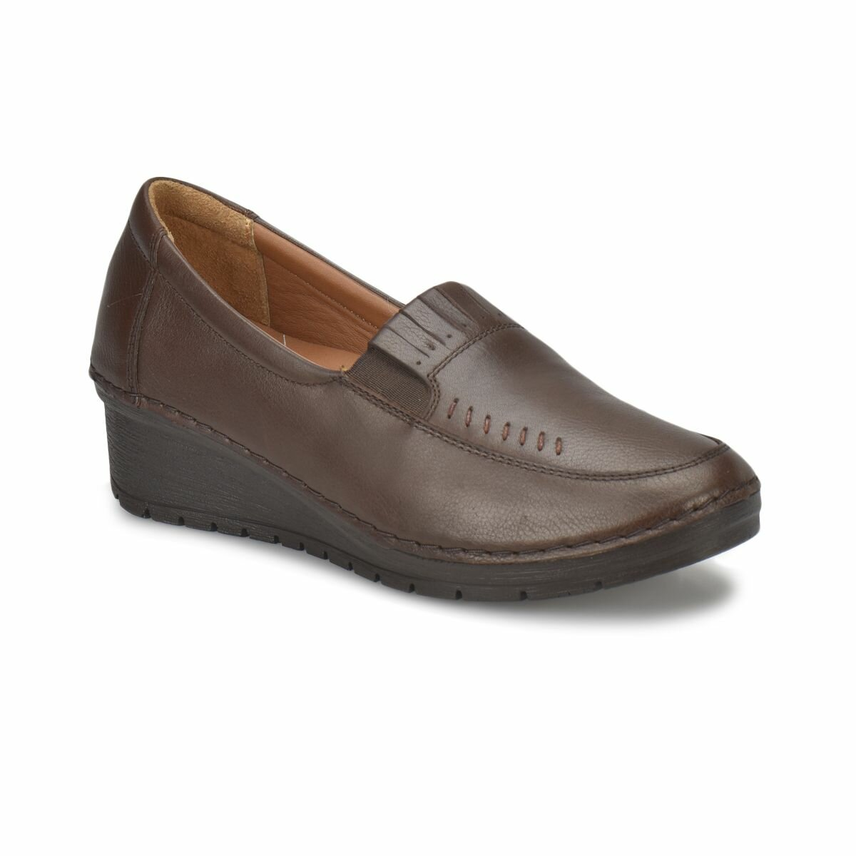 FLO 81.111080.Z Brown Women Basic Comfort Polaris 5 Point