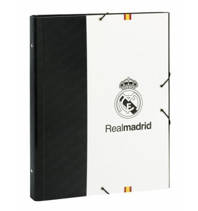 FOLDER FOLIO SORTER REAL MADRID