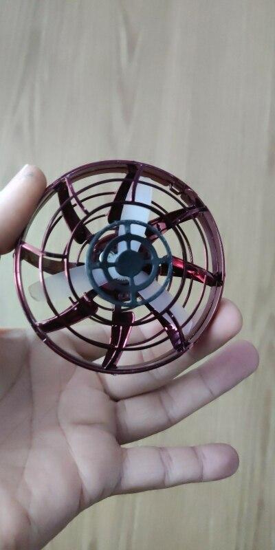 Hand Spinner Voador Brinquedo FlyDisc photo review
