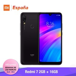 [Wersja globalna dla hiszpanii] Xiaomi redmi 7 (pamięci wewnętrzne de 16 GB, pamięci RAM de 2 GB, Bateria de 4000 mah) Movil redmi 7 1