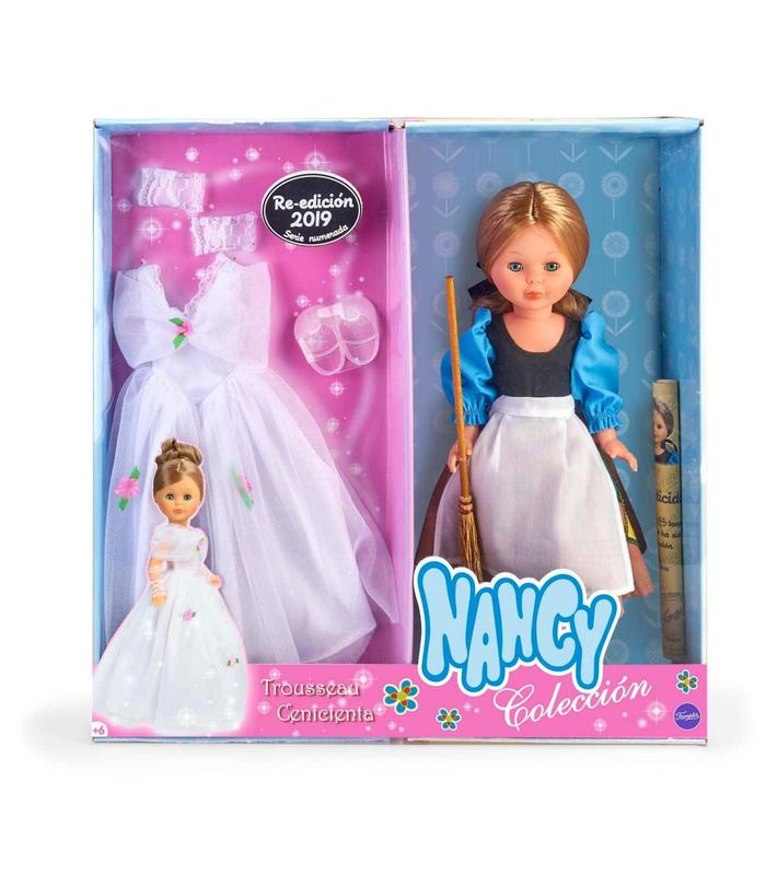 Nancy Collection Trousseau Cinderella Toy Store
