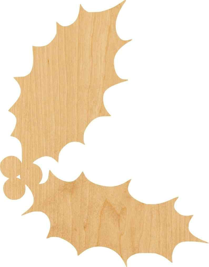 Projects D.I.Y Great for Crafting Baby Wooden Laser Cut Out Shape Hobbyist