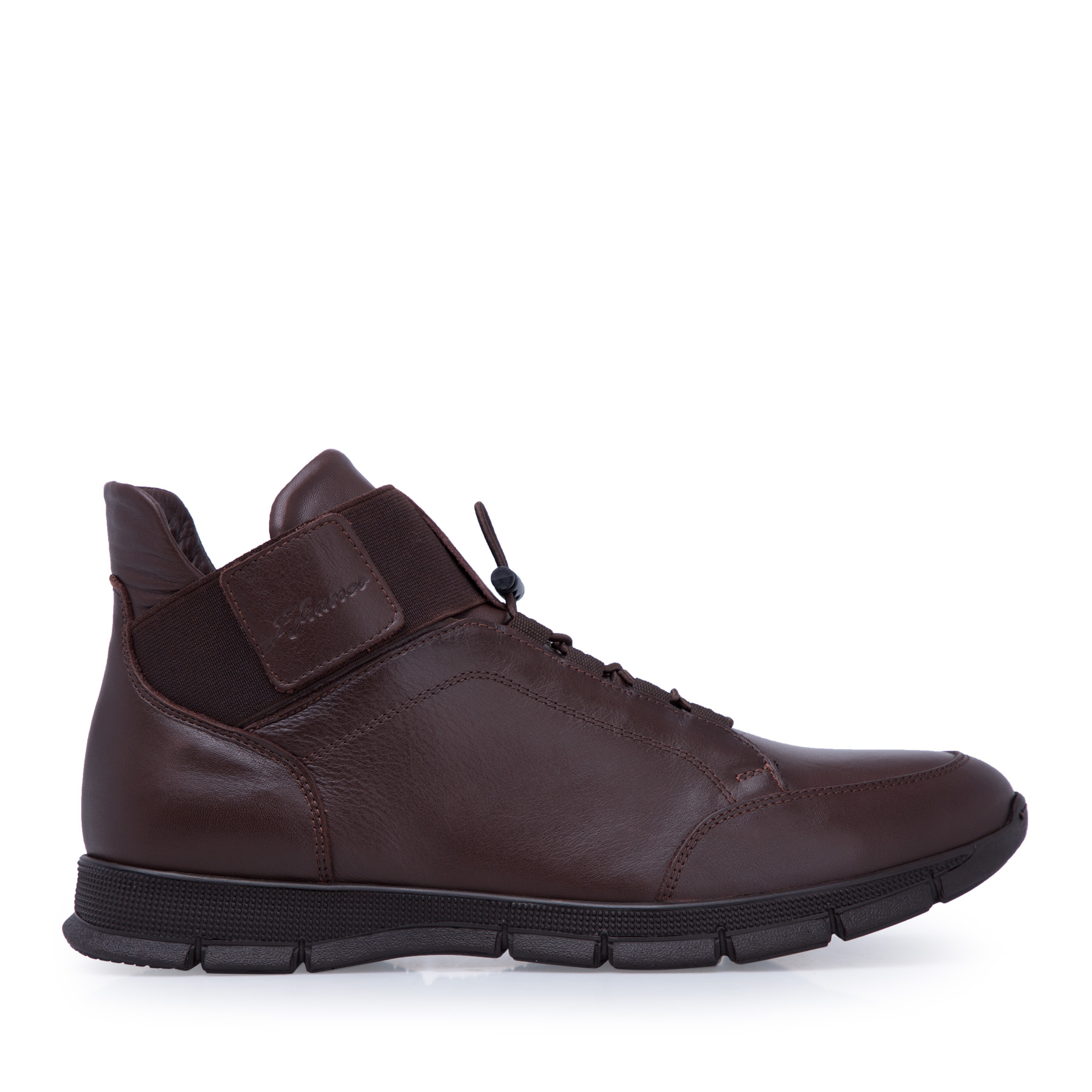 James & Franco Leather Boots MEN 'S BOOTS 5405290T