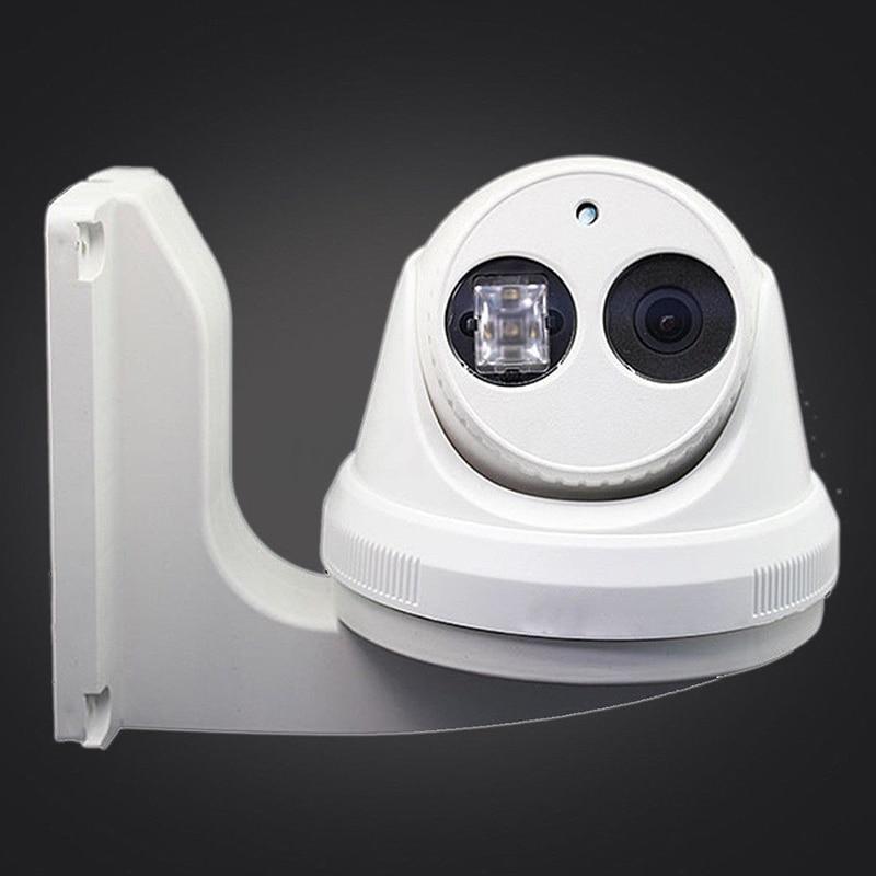 Security Camera Muur Ceiling Mount Bracket Houder voor Hikvision IP Dome Camera Plastic 12*7.6cm DS-1258ZJ ABS Duurzaam praktische