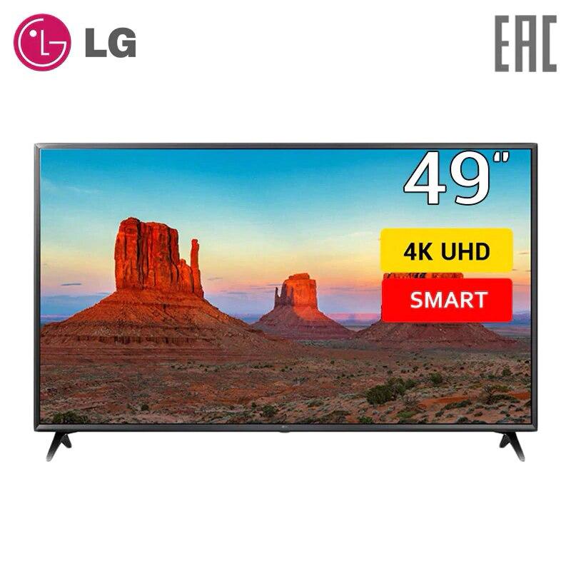 """Телевизор 49"""" LG 49UK6300 4K SmartTV"""