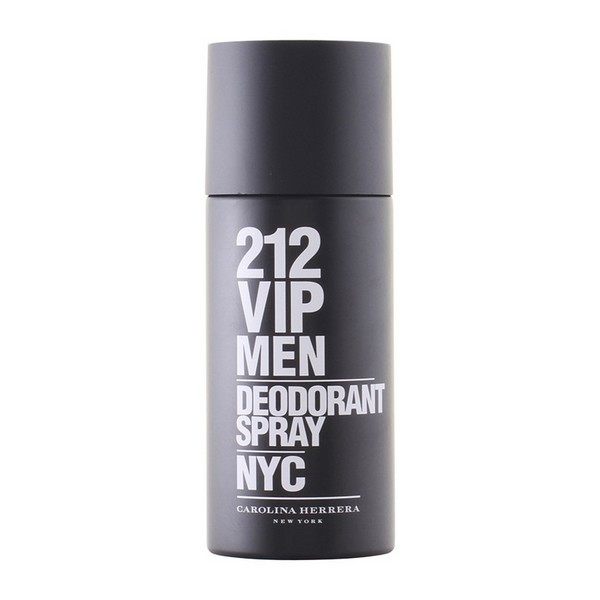 Spray Deodorant 212 Vip Carolina Herrera (150 Ml)