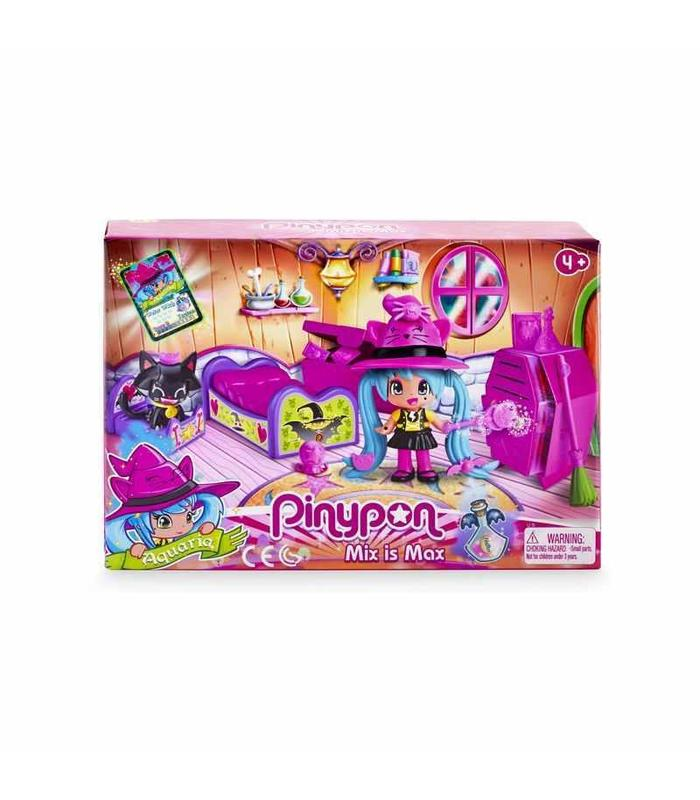 Pinypon Room Of The Witch Toy Store