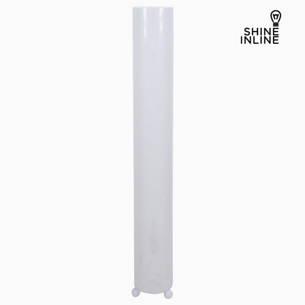 White Floor Lamp Zurich By Shine Inline
