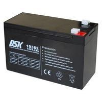 Battery LEAD Ups/SAI 12 V/7,2A 151x65x94mm DSK