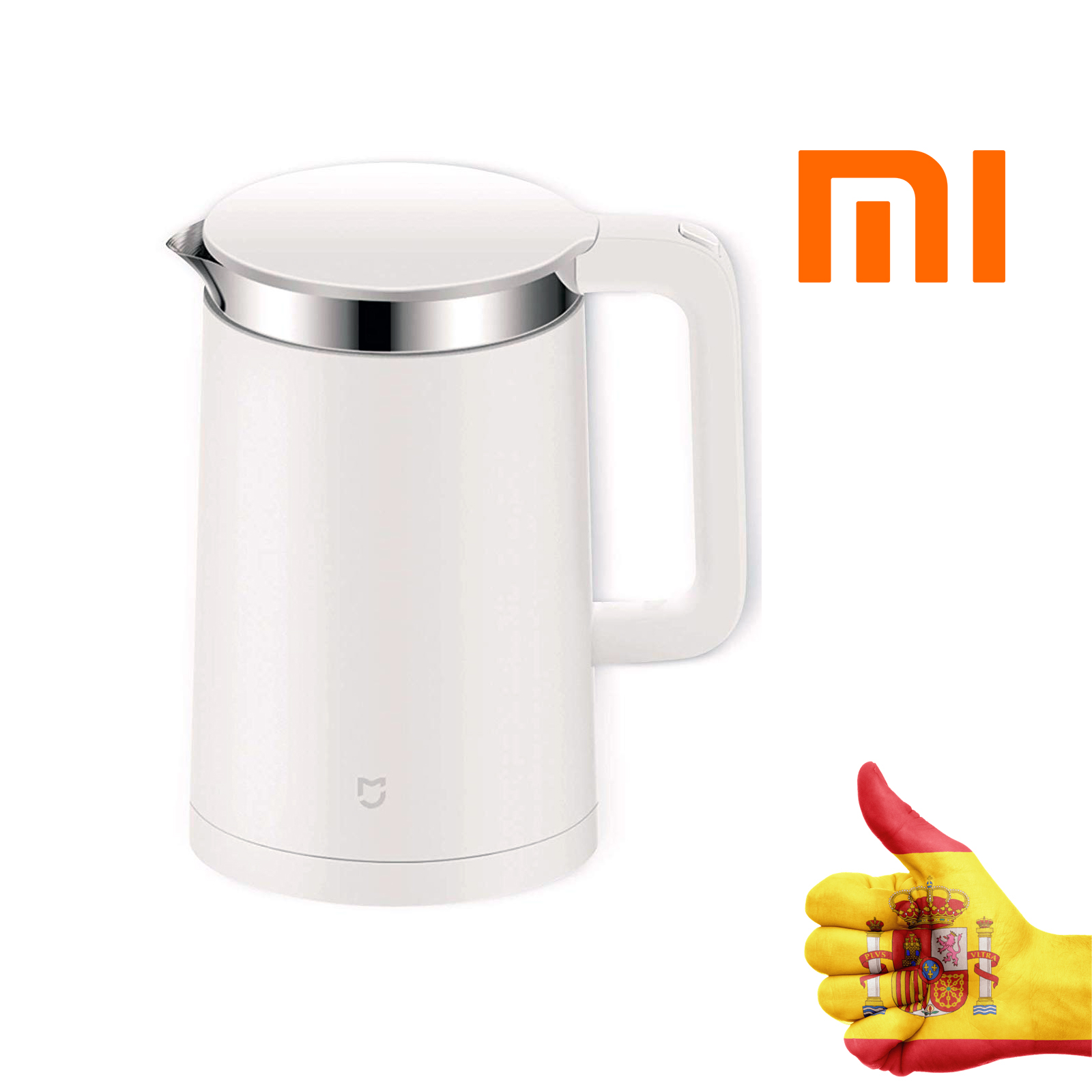 Xiaomi MIJIA Kettle Maker Electric Smart Constant Temperature Control Kitchen Water Kettle Samovar 1.5L Isolation Tea