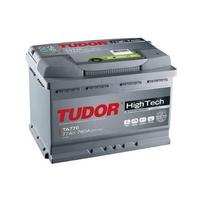 Car battery Tudor Exide HIGH-TECH 64Ah  12V Led + right