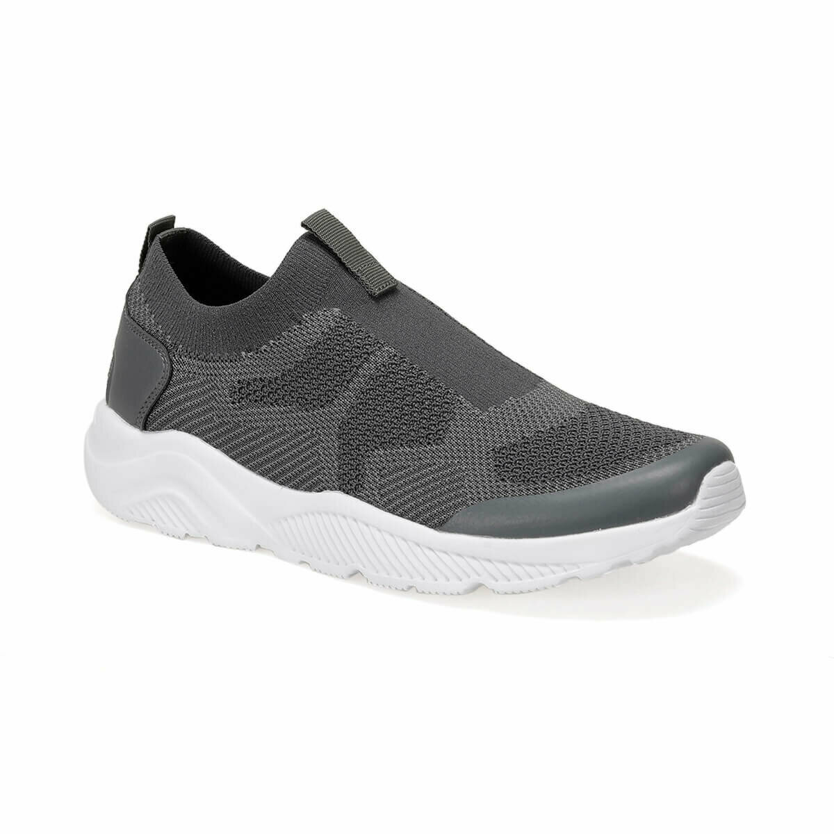 FLO CANTO Black Men 'S Comfort Shoes KINETIX