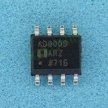 2 pces ad8009ar sop8 opamp 1ghz de baixo nível de ruído