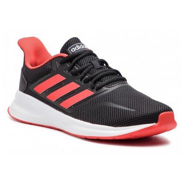 Men's Trainers Adidas Falcon Black (Size 44)