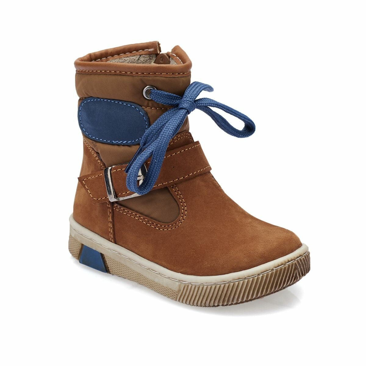 FLO 82.510729.B Cinnamon Male Child Boots Polaris