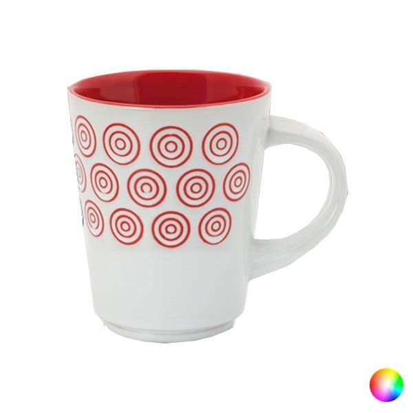 Ceramic Mug (400 Ml) Bicoloured 147050
