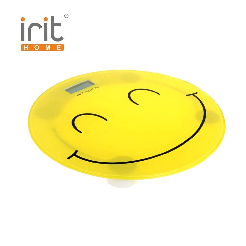 цены на Scale floor Irit IR-7251  Scale floor Scale smart Electronic body Scales for weighing human scales body weight в интернет-магазинах
