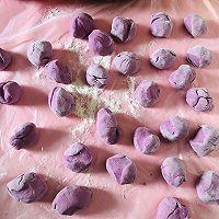 紫薯包,南瓜包的做法图解6