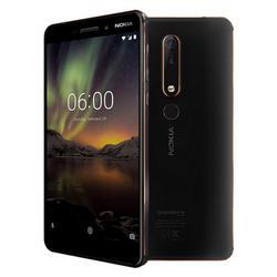 Nokia 6,1 32GB Dual Sim черный