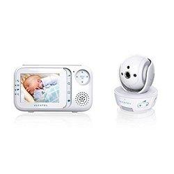 Moniteur bébé Alcatel bébé Link 710 2,8 LCD PURESOUND blanc