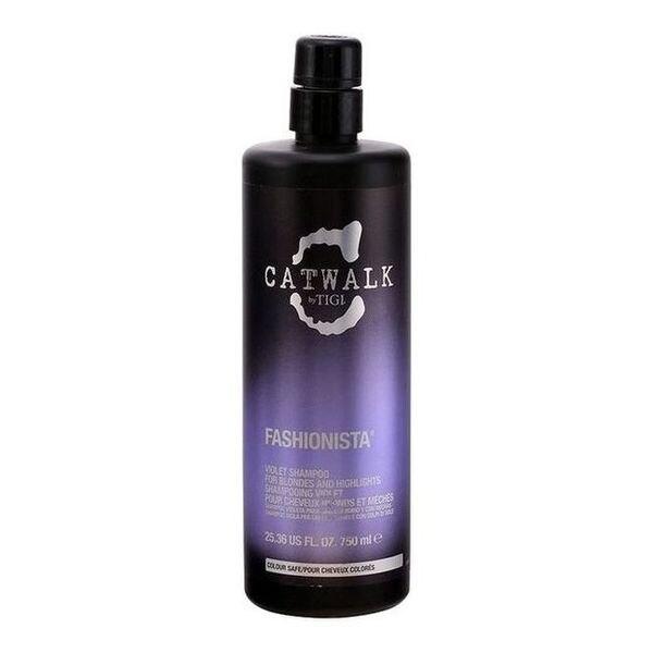 Clarifying Shampoo Blondes Catwalk Tigi