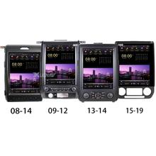 2009-2019 dla Ford Raptor F150 nawigacja GPS zintegrowana maszyna nowy i stary Raptor F150 duży ekran pionowy ekran Nav Android auto tanie tanio TruckProg Double Din CN (pochodzenie) 1024*768 20*20*35 For Ford F-150 interface Dvd-r rw Dvd-ram Video cd Jpeg Bluetooth
