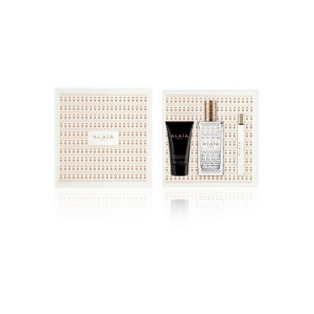 ALAIA BLANCHE MINIATURE EDP 100ML + 10ML + BODY MILK 75ML