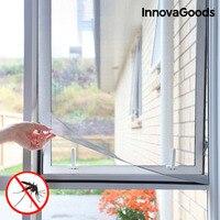 InnovaGoods Anti Mosquito Window Net Repellents Home & Garden -