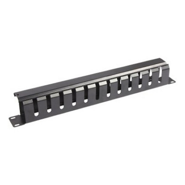 Wiring Guide With Cover For Rack Cabinet WP WPN-ACM-301-B Black