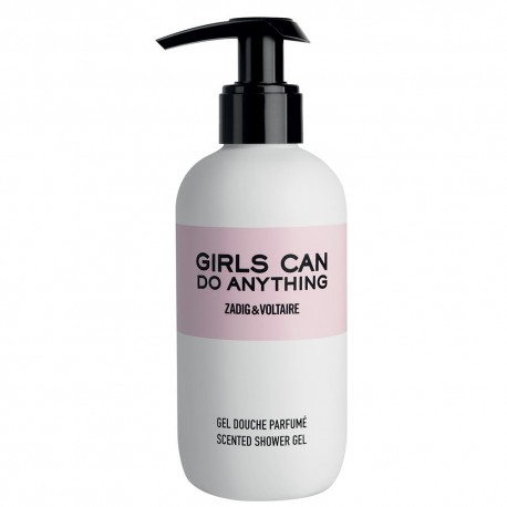 ZADIG VOLTAIRE GIRLS CAN DO ANYTHING SHOWER GEL 200ML