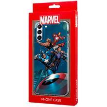 Funda Carcasa SAMSUNG GALAXY S21 Licencia Marvel Comics G990