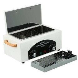 المهنية صندوق تعقيم درجة حرارة عالية ل صالون الأظافر أداة التعقيم المحمولة