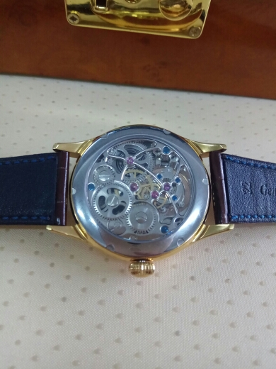 -- Tourbillon Guanqin Relógios