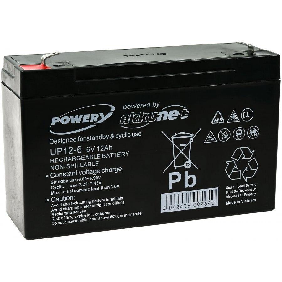 Powery GEL Battery for Children's ...