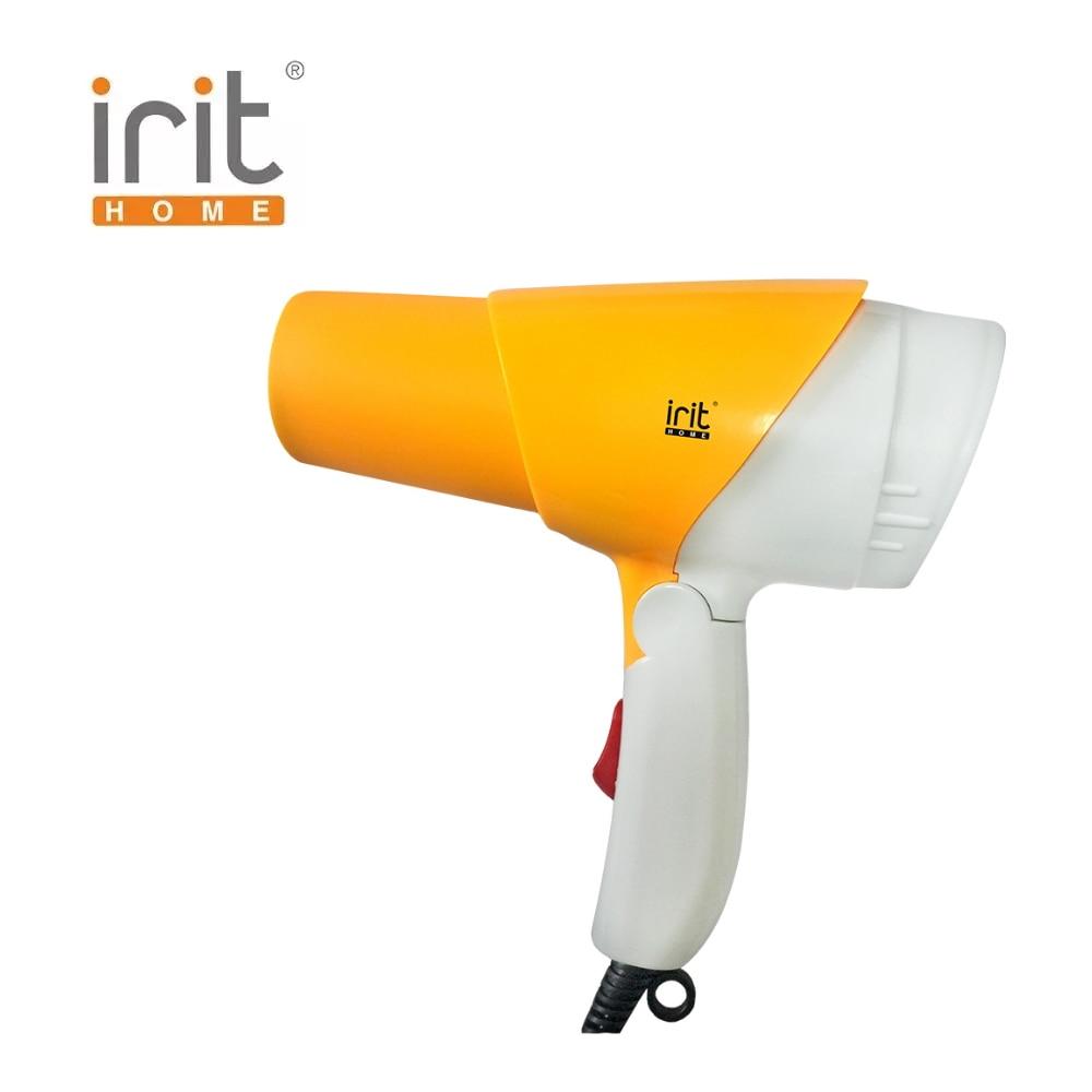 Hair Dryer electric Irit IR 3138 hair dryer hair filler hair dryers hair dryer comb for hair styling Hair Dryers     - title=