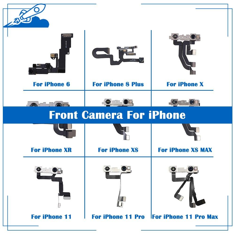 Câmera frontal do selfie do oem de elekworld com brilho automático do módulo da identificação da cara para o teste do xs 6 6s 7 8 mais xs max 11 11pro do iphone x