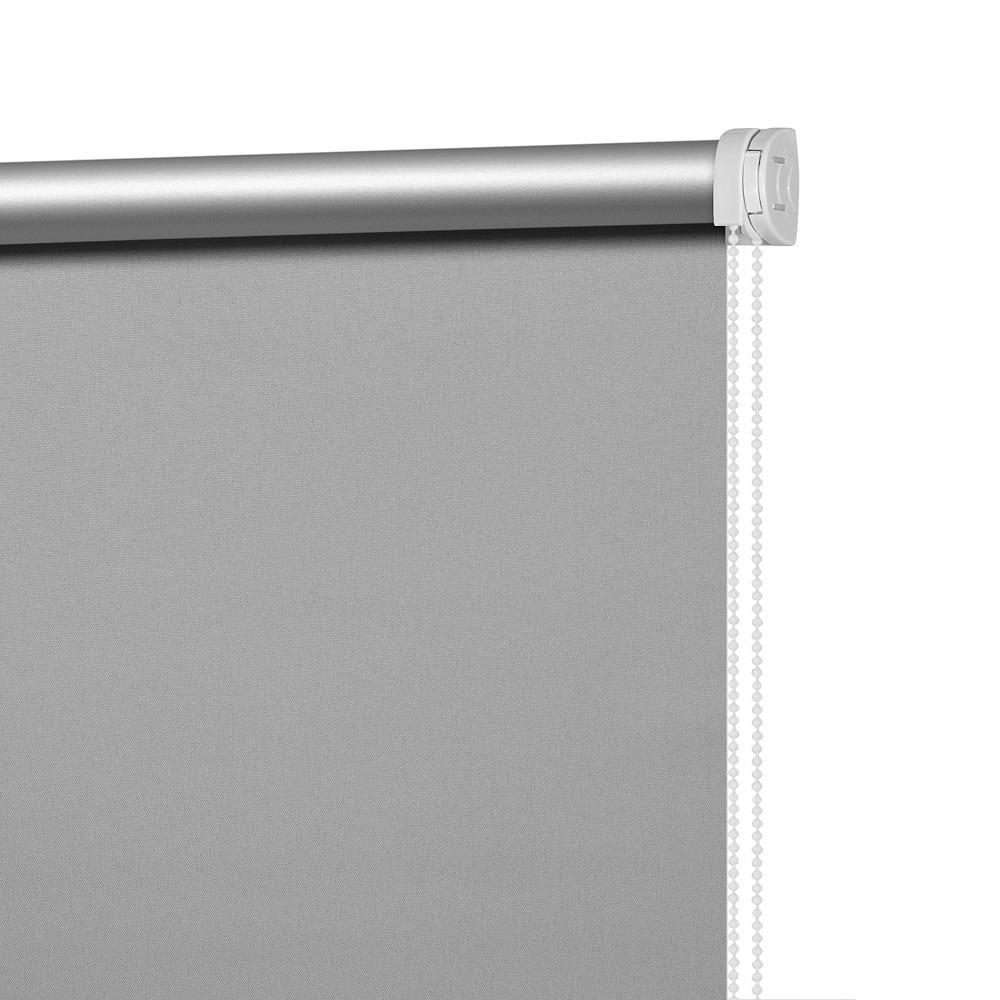 Рулонная штора Roller blind DECOFEST Blackout Серый|Жалюзи, шторы и ставни|   | АлиЭкспресс