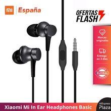 Xiaomi Mi Auriculares In-Ear Básico (Nuevo) Versión Global Original