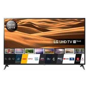 "Smart TV LG 60UM7100 60"" 4K Ultra HD LED WiFi Black"