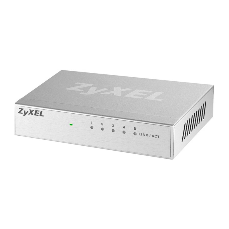 Switch ZyXEL GS-105BV3-EU01 5 P 10 / 100 / 1000 Mbps