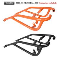 Lower Engine Guard For KTM Duke790 Duke 790 2018 2019 Highway Crash Bar Protective Bumper Frame Protector Motorcycle Accessories