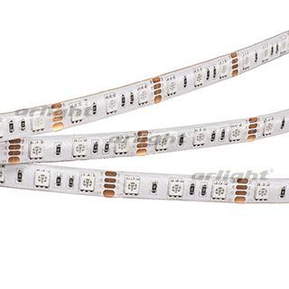 014618 Ribbon RTW 2-5000SE 12V RGB 2x (5060, 300, LUX) [14.4 W, IP65] Катушка-5. ARLIGHT-Светодиодная Tape Linen ^ 44