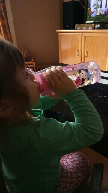 PURANKA My Gift Water bottle 500ml Sport Child Student Children Leak Proof Seal Brand Water bottles Tritan Drinkware BPA Free-in Water Bottles from Home & Garden on AliExpress