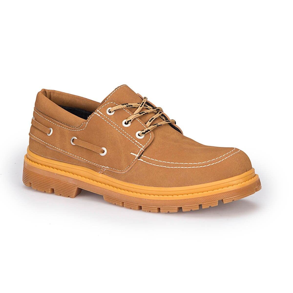 FLO 72.509828.F Camel Male Child Shoes Polaris
