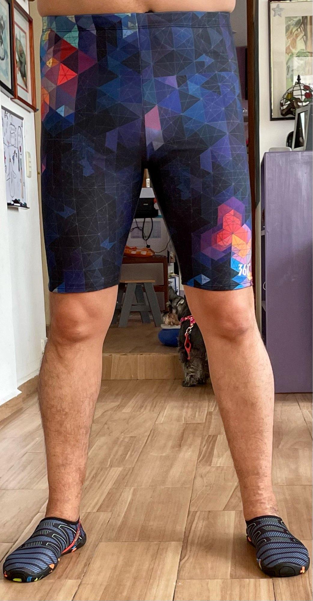 Men's Tight Swim Trunks photo review