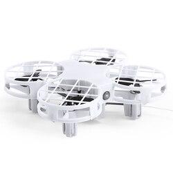 Remote control drone WiFi USB White 146136