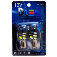 1pcs LED Car Lamp 1157 P21/5W S25 BAY15d 21 SMD 7014