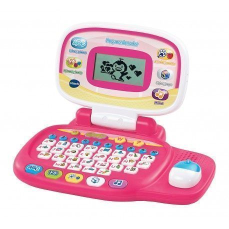 VTech Small Educational Computer Child Pink