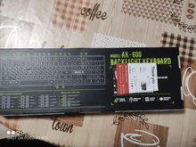 Everything is good, delivery 2 weeks, the keyboard works, the store did not communicate (t
